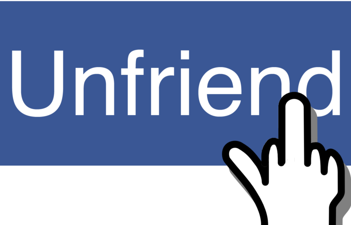 Facebook unfriend app
